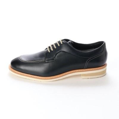 マドラス  madras MODELLO VITA VT6909 モデロ ヴィータ 透湿防水 本革 ビジネスシューズ メンズカジュアルシューズ ビジカジ兼用 革靴 紳士靴 ネイビー