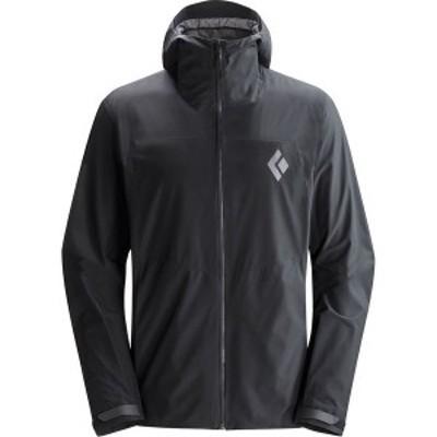 ブラックダイヤモンド メンズ ジャケット&ブルゾン アウター Liquid Point Shell Jacket - Men's Black