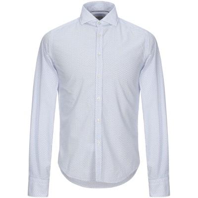 JACOPO C. シャツ ホワイト 38 コットン 100% シャツ