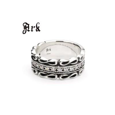 Ark silver accessories / アークシルバーアクセサリーズ コネクションリング