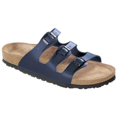 ビルケンシュトック レディース サンダル シューズ Birkenstock Florida Birko-Flor Soft Footbed Sandals - Women's