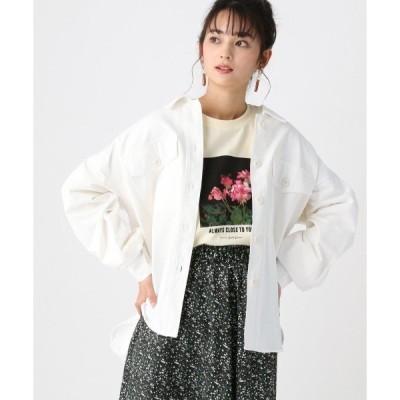 ジャケット ブルゾン CPOシャツジャケット/874048