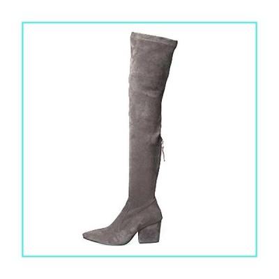 【新品】N.N.G Women Boots Winter Over Knee Long Boots Fashion Boots Heels Autumn Quality Suede Comfort Square Heels US Size(並行輸