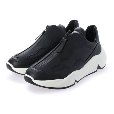 エコー ECCO ECCO CHUNKY SNEAKER W Sneaker (BLACK)