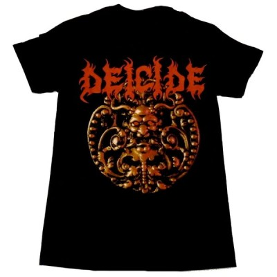 【DEICIDE】ディーサイド「MEDALLION」Tシャツ