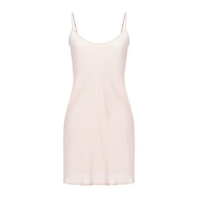 ツインセット シモーナ バルビエリ TWINSET ミニワンピース&ドレス ライトピンク 40 ポリエステル 100% ミニワンピース&ドレス
