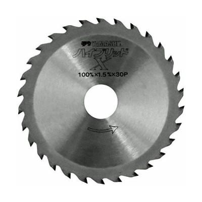 山真製鋸(YAMASHIN) ハイブリッドX(多種材料切断用) 100x30P HT-YSD-100X