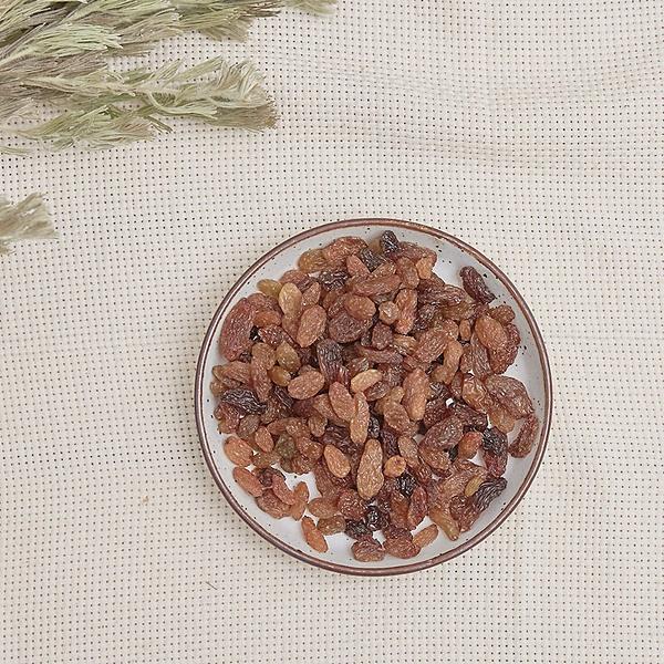 紅葡萄乾 (罐裝) 採用成熟果實製成 保留天然甜味 好事來花生出品