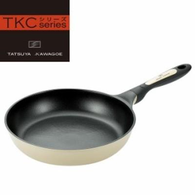 フライパン28cm 調理器具 料理 タツヤ・カワゴエ ykm-0918