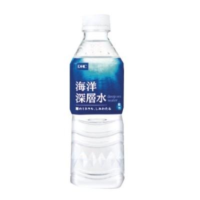 〈DHC〉海洋深層水(軟水)500ml×24本 のし・包装不可
