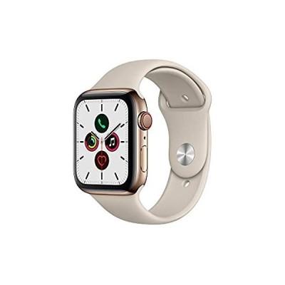 特別価格Apple Watch Series 5 (GPS + Cellular)。 44mm MWW52LL/A好評販売中