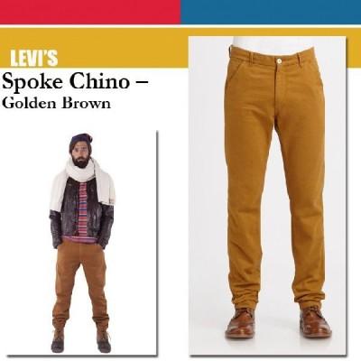 """Levi's Made&Crafted(リーバイス メイドアンドクラフテド) """"Spoke Chino""""(スポーク チノ) テーパードパンツ"""