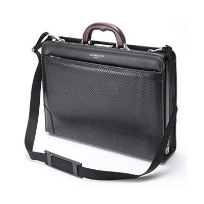 ダレスバッグ ビジネスバック シンプル 日本製 メンズ ショルダーバック 通勤 出張 横型 B4 42cm 平野鞄