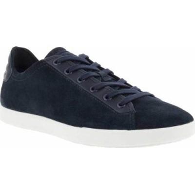 エコー メンズ スニーカー シューズ Collin 2.0 All Day Sneaker Night Sky Suede/Leather/Textile