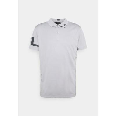 メンズ スポーツ用品 Sports shirt - stone grey melange