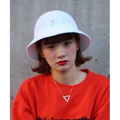L.H.P WOMEN / KANGOL/カンゴール/BERMUDA CASUAL WOMEN 帽子 > ハット