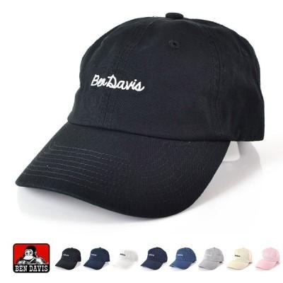 ベンデイビス BEN DAVIS キャップ 帽子 ベンズ コットン ローキャップ BDW-9433A レディース