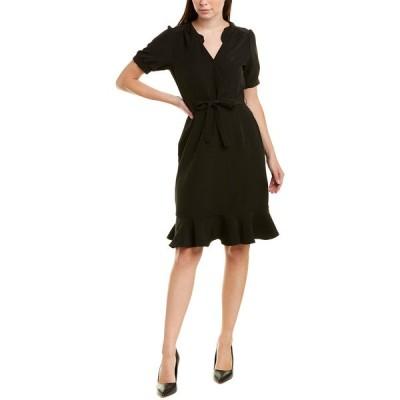 ナネットレポー ワンピース トップス レディース Nanette by Nanette Lepore Sheath Dress very black