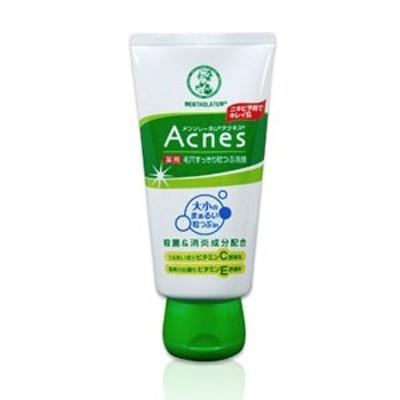 メンソレータム アクネス 薬用毛穴すっきり粒つぶ洗顔[配送区分:A]