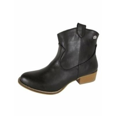 シューズ ブーツ Mtng mustang women 58412 cowboy booties shoes