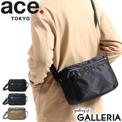 【5年保証】 エース ショルダーバッグ ace. バスティーク2 Bastique2 バッグ ace.TOKYO エーストーキョー 斜めがけバッグ 小さめ 4L ナイロン メンズ 62563