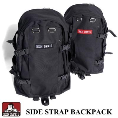 リュック BEN DAVIS ベンデイビス リュックサック BDW-9302 サイドストラップバックパック デイパック トートバック かばん カバン 鞄 新生活 人気