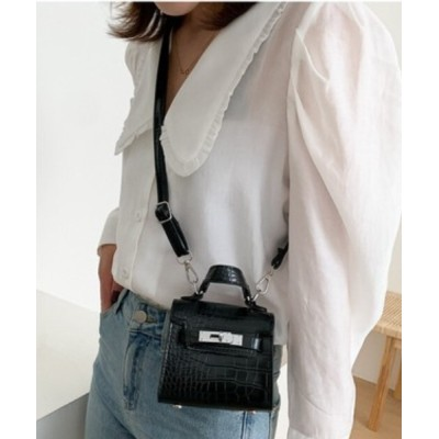 ZealMarket/SFW / ファッションメッセンジャーバッグシンプルなレトロショルダーバッグ WOMEN バッグ > ショルダーバッグ