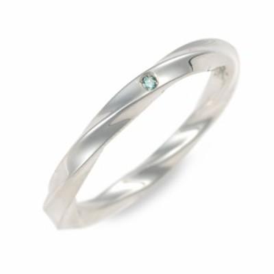 リング 指輪 レディース Dignest シルバー ダイヤモンド 4月の誕生石 誕生日プレゼント ギフト