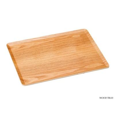 ウィローウッド36cmフラットトレー<br>【幅36cm・木製トレイ・木製トレー・ウッドトレー・ランチョンマット】【trys光】