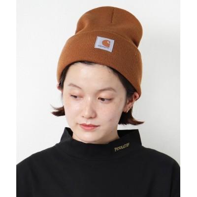 帽子 キャップ 【 carhartt / カーハート 】# アクリルワッチ M Acrylic Watch Hat A18 帽子 ビーニー