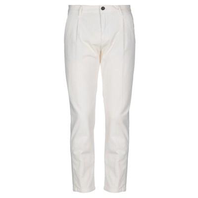 MARKUP パンツ アイボリー 52 コットン 98% / 指定外繊維(その他伸縮性繊維) 2% パンツ