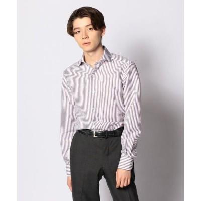TOMORROWLAND / トゥモローランド コットンリネンブロード ワイドカラー ドレスシャツ NEW WIDE-5