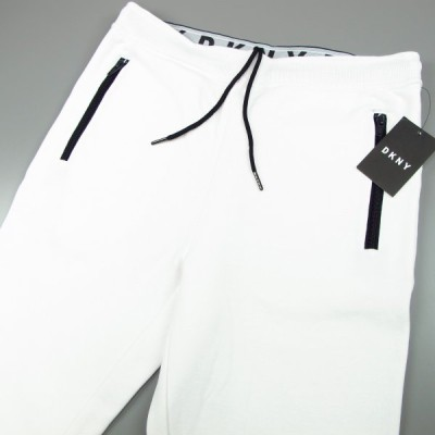 DKNY ダナキャラン ニューヨーク ジョガー スウェット パンツ kg1-18