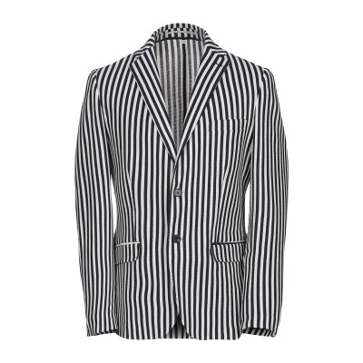 EXIBIT テーラードジャケット ホワイト 46 コットン 100% テーラードジャケット