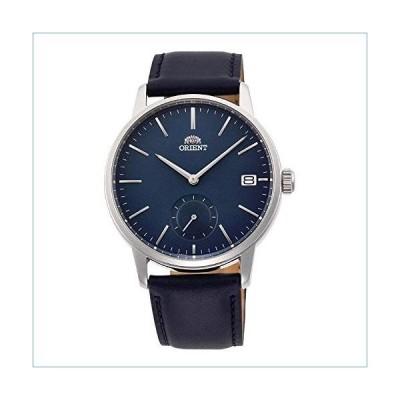 Orient Unisex Adult Analogue Quartz Watch with Leather Strap RA-SP0004L10B並行輸入品
