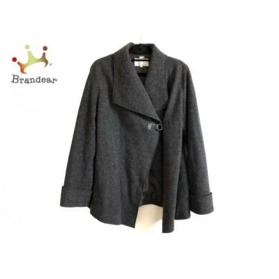ジユウク 自由区/jiyuku コート サイズ40 M レディース ダークグレー 冬物   スペシャル特価 20200215