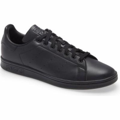アディダス ADIDAS メンズ スニーカー ローカット スタンスミス シューズ・靴 Stan Smith Low Top Sneaker Core Black/Core Black/Ftwr