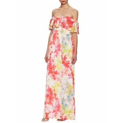 ジェイゴッドフリー レディース ワンピース Watsa Floral Print Maxi Dress