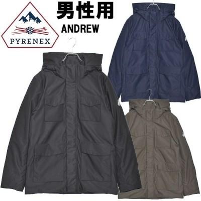ピレネックス メンズ ダウンジャケット アンドリュー PYRENEX 2625-0038