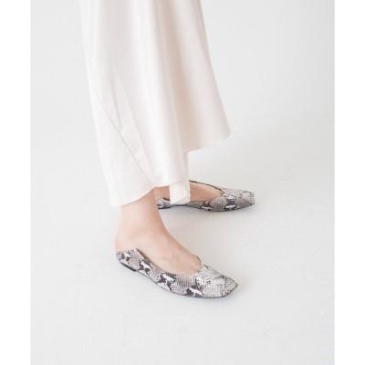 パンプス Toe Stitch Shoes
