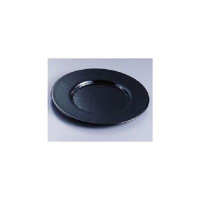 ガラス製ショープレート 8003 ブラック