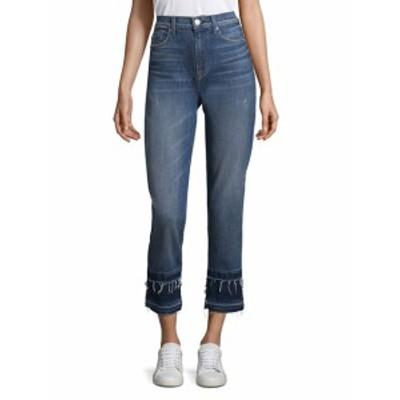 ハドソン レディース パンツ デニム Zoeey High-Rise Straight Cropped Jeans