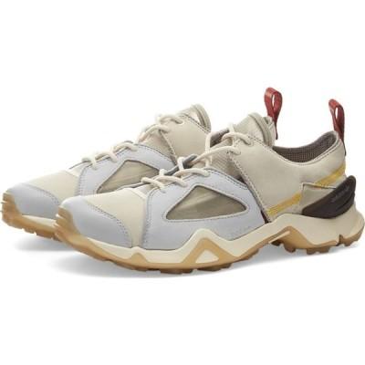 アディダス Adidas Consortium メンズ スニーカー シューズ・靴 adidas x oamc type 0-4 Off White/White