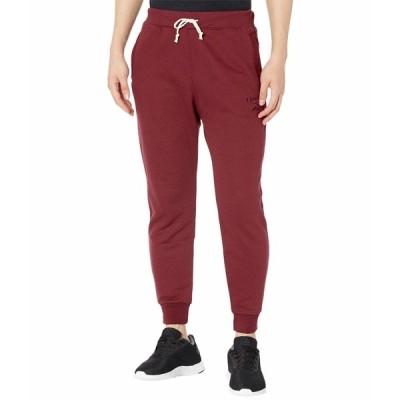 リーボック カジュアルパンツ ボトムス メンズ Training Essentials Melange Pants Maroon