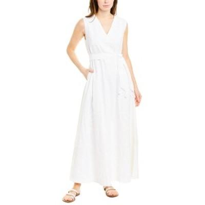 ローラー・ラビット レディース ワンピース トップス Roller Rabbit Linen Dress white