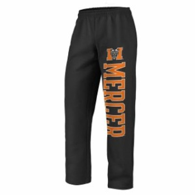 Fanatics Branded ファナティクス ブランド スポーツ用品  Fanatics Branded Mercer Bears Black Sideblocker Fleece Pants