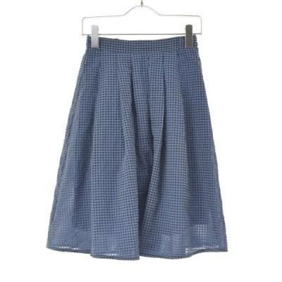 Crisp / クリスプ チェック柄 スカート
