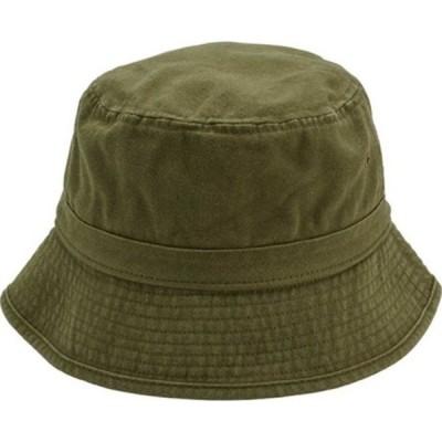 サンディエゴハット 帽子 アクセサリー メンズ Washed Bucket Hat CTH3560 (Men's) Olive