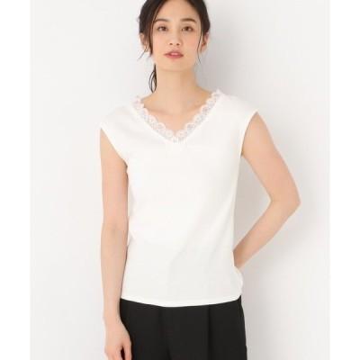 tシャツ Tシャツ BEAUTEEレースVフレンチT/865568