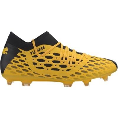 プーマ PUMA メンズ サッカー スパイク シューズ・靴 Future 5.3 Netfit FG Soccer Cleats Yellow/Black
